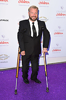 Sir Lee Pearson at the Caudwell Children Butterfly Ball at the Grosvenor House Hotel in London, UK.<br /> 25th May 2017.<br /> Picture: Steve Vas/Featureflash/SilverHub 0208 004 5359 sales@silverhubmedia.com