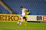 Al Nassr vs Bunyodkor during the 2015 AFC Champions League Group A match onFebruary 24, 2015 at the King Fahad International Stadium in Riyadh, Saudi Arabia. Photo by Adnan Hajj / World Sport Group