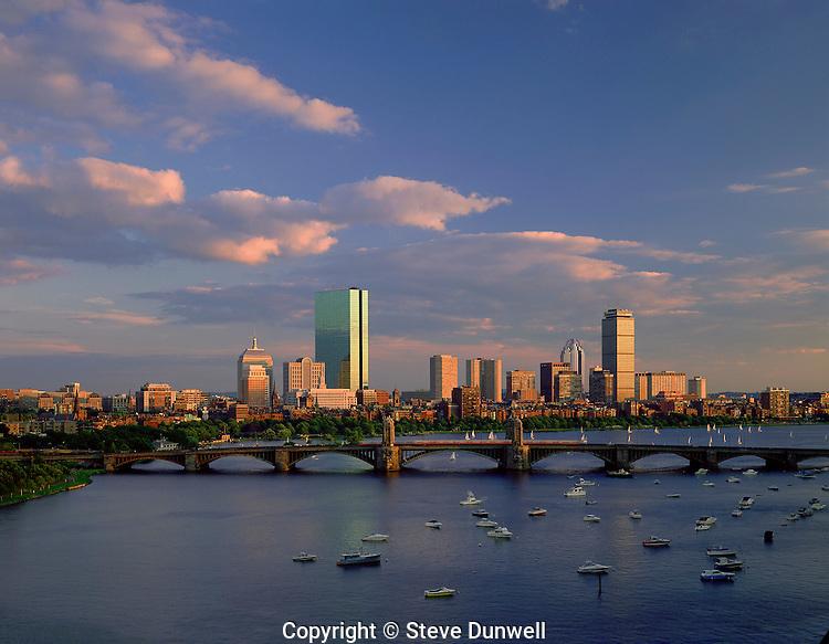 Back Bay skyline from Sonesta, Boston, MA  ( for PRINTS)