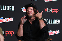 NEW YORK, NY - OCTOBER 7: Norman Reedus at AMC's The Walking Dead panel at New York Comic Con on October 7, 2017 in New York City.    <br /> CAP/MPI/DC<br /> &copy;DC/MPI/Capital Pictures