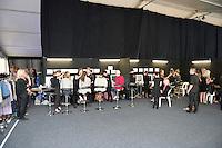 Wellington Fashion Week 2013 Kirkcaldie &amp; Stains 150th Birthday Celebration Showcase.AW'13 Collections Featuring: Mardee, Carlson, Hailwood and Deryn Schmidt at Wellington Fashion Week Show Room, Odlin's Plaza, Wellington, New Zealand on Thursday 4th April 2013.<br /> Photo by Masanori Udagawa.<br /> www.photowellington.photoshelter.com