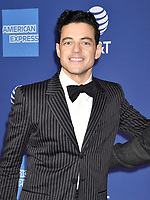 PALM SPRINGS, CA - JANUARY 03: Rami Malek attend the 30th Annual Palm Springs International Film Festival Film Awards Gala at Palm Springs Convention Center on January 3, 2019 in Palm Springs, California.<br /> CAP/ROT/TM<br /> &copy;TM/ROT/Capital Pictures