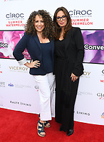 09 May 2019 - Beverly Hills, California - Diana Maria Riva, Alex Meneses. Global Gift Foundation USA's Women's Empowerment Luncheon held at Viceroy L'Ermitage Beverly Hills.   <br /> CAP/ADM/BT<br /> &copy;BT/ADM/Capital Pictures