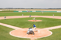 12 Aug 2007: General view of the field during game 5 of the french championship finals between Templiers (Senart) and Huskies (Rouen) in Chartres, France. Huskies defeated Templiers 9-8 to win their fourth french championship.