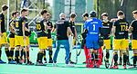 ROTTERDAM-  Pinoke-Den Bosch. coach Eric Verboom van Den Bosch.    ABN AMRO CUP 2019 . COPYRIGHT KOEN SUYK.