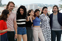 Souraya Baghdadi,  Metin Akdulger, Mariah Tannoury, Nathalie Issa, Manal Issa, Gaya Jiji and Saad Lostan<br /> My Favourite Fabric Photocall<br /> Cannes Film Festival, France - 12th May 2018 <br /> CAP/GOL<br /> &copy;GOL/Capital Pictures