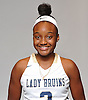 Aziah Hudson of Baldwin poses for a portrait during the Newsday girls basketball season preview photo shoot at company headquarters on Tuesday, Dec. 13, 2016.