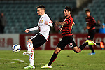 Western Sydney Wanderers vs FC Seoul during the 2015 AFC Champions League Group H match on April 07, 2015 at the Parramatta Stadium in Sydney, Australia. Photo by Joosep Martinson / World Sport Group