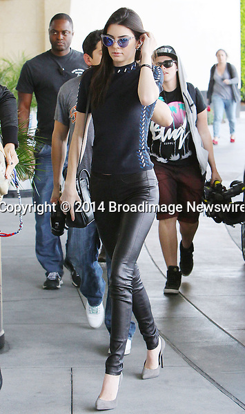 Pictured: Kendall Jenner<br /> Mandatory Credit &copy; ACLA/Broadimage<br /> Khloe Kardashian arriving at Loews Hollywood Hotel<br /> <br /> 3/7/14, Hollywood, California, United States of America<br /> <br /> Broadimage Newswire<br /> Los Angeles 1+  (310) 301-1027<br /> New York      1+  (646) 827-9134<br /> sales@broadimage.com<br /> http://www.broadimage.com