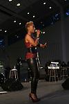 Vivian Green Performing at SummerStage Concert at Marcus Garvey Park Featuring Bilal and Vivian Green, Harlem NY
