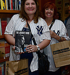 CORAL GABLES, FL - MAY 19: Guest attend Jorge Posada fans greeting and book signing of  'The Journey Home: My Life In Pinstripes' at Books and Books on May 19, 2015 in Coral Gables, Florida. ( Photo by Johnny Louis / jlnphotography.com )