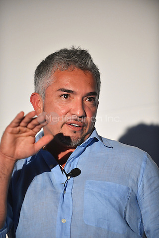 MIAMI, FL - OCTOBER 15: Cesar Millan attends screening of Of El Lider De La Manada at 101 /exhibit gallery on October 15, 2012 in Miami, Florida. © MPI10/MediaPunch Inc