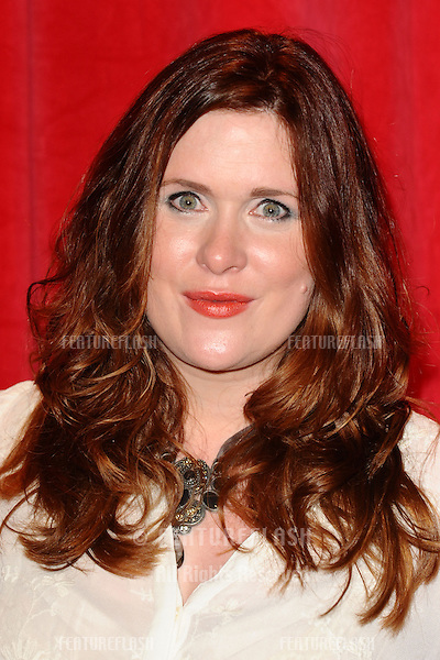 Jessica Regan arriving for the 2014 British Soap Awards, at the Hackney Empire, London. 24/05/2014 Picture by: Steve Vas / Featureflash