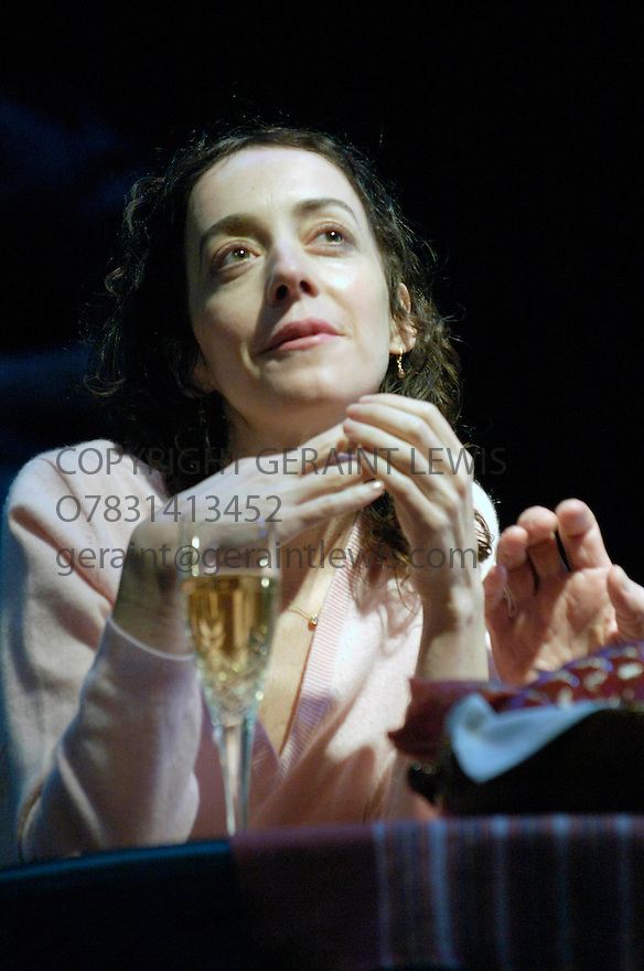 Resurrection Blues by Arthur Miller directed by Robert Altman. With Jane Adams. Opens at the Old Vic Theatre on 2/3/06. CREDIT Geraint Lewis
