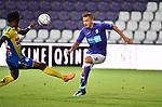 2018-08-10 / Voetbal / Seizoen 2018-2019 / KFCO Beerschot-Wilrijk - KVC Westerlo / Gr&eacute;gory Grisez (B-W)<br /> <br /> ,Foto: Mpics