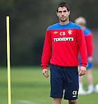 Steely determination from Carlos Bocanegra