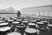 - Disastro ecologico di Seveso, fuga di diossina dallo stabilimento ICMESA (compagnia Givaudan), deposito di materiali contaminati....- Ecological disaster of Seveso, leak of dioxine from ICMESA plant  (Givaudan company ), storage of contaminates materials