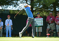 2017 Travelers Chamionship - Jordan Spieth - 9th Tee - 6/22/2018 - 1st Round