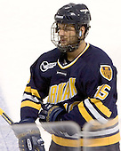 Boston College defeated Merrimack College 3-0 with Tim Filangieri's first two collegiate goals on November 26, 2005 at Kelley Rink/Conte Forum in Chestnut Hill, MA.
