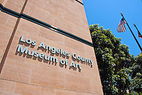 The Los Angeles County Museum of Art (LACMA) is an art museum in Los Angeles, California