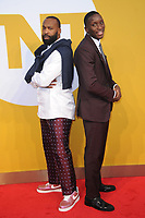 www.acepixs.com<br /> June 26, 2017  New York City<br /> <br /> Baron Davis and Victor Oladipo attending the 2017 NBA Awards live on TNT on June 26, 2017 in New York City.<br /> <br /> Credit: Kristin Callahan/ACE Pictures<br /> <br /> <br /> Tel: 646 769 0430<br /> Email: info@acepixs.com