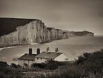 Seven Sisters Cliffs, East Sussex, UK