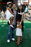 """WESTWOOD, CA. - October 26: Writer Etan Cohen and family  arrive at the premiere of Dreamworks' """"Madagascar: Escape 2 Africa"""" at the Mann Village Theater on October 26, 2008 in Los Angeles, California."""