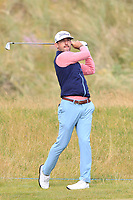 Wade Ormsby (AUS) on the 2nd fairway during Round 1 of the Dubai Duty Free Irish Open at Ballyliffin Golf Club, Donegal on Thursday 5th July 2018.<br /> Picture:  Thos Caffrey / Golffile