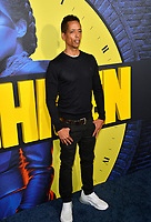 "LOS ANGELES, USA. October 15, 2019: Stephen Williams at the premiere of HBO's ""Watchmen"" at the Cinerama Dome, Hollywood.<br /> Picture: Paul Smith/Featureflash"