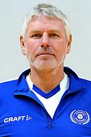 GRONINGEN - Volleybal, selectie Lycurgus 2018-2019, 26-09-2018,  Lycurgus coach Gerard Smit