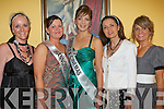 Hopeful roses with supporter before the 2008 Kerry Rose Selection in The Earl of Desmond Hotel on Saturday night were l/r Gill Hannon, Mairead Collins, Hannon's Fashions, Katie Nolan, Omniplex Cinemas, Nuala Keane and Lisa Horgan. .   Copyright Kerry's Eye 2008