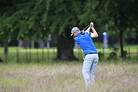 Joe Dillon (Headfort GC) on the 9th tee during Round 1 of the Titleist &amp; Footjoy PGA Professional Championship at Luttrellstown Castle Golf &amp; Country Club on Tuesday 13th June 2017.<br /> Photo: Golffile / Thos Caffrey.<br /> <br /> All photo usage must carry mandatory copyright credit     (&copy; Golffile | Thos Caffrey)