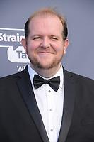 11 January 2018 - Santa Monica, California - Dominic Burgess. 23rd Annual Critics' Choice Awards held at Barker Hangar. <br /> CAP/ADM/BT<br /> &copy;BT/ADM/Capital Pictures