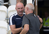 John McGreal, Head Coach of Colchester United during Colchester United vs Northampton Town, Sky Bet EFL League 2 Football at the JobServe Community Stadium on 24th August 2019