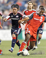 New England Revolution vs Toronto FC, July 14, 2012