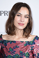 Alexa Chung<br /> arriving for the 2019 BAFTA Film Awards Nominees Party at Kensington Palace, London<br /> <br /> ©Ash Knotek  D3477  09/02/2019