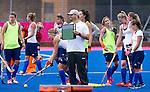 Training Oranje vrouwen 27-07