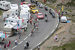 101 Tour de France 2014 - <br /> The pack competes during stage fourteenth of the cycling road race 'Tour de France' at Col d'Izoard, on July 19, 2014.