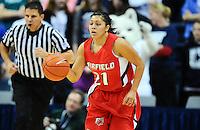 Fairfield WBB vs. UCONN 12/29/2011