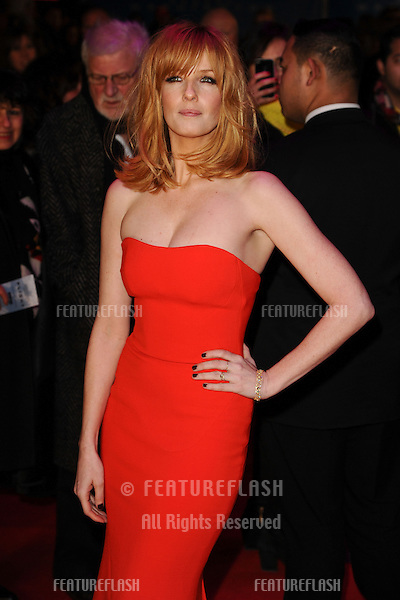 Kelly Reilly arriving for the UK premiere of 'Flight' at Empire Leicester Square, London. 17/01/2013 Picture by: Steve Vas / Featureflash