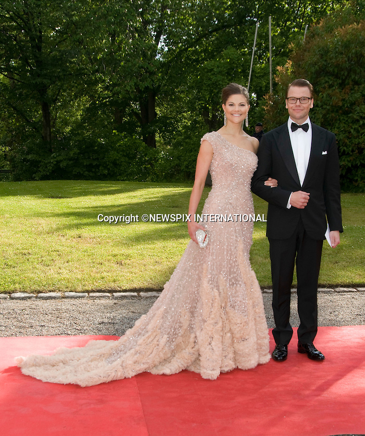 """PRINCESS VICTORIA AND DANIEL WESTLING.PRINCESS VICTORIA_PRE-WEDDING DINNER.hosted by the Swedish Government, Eric Ericsonhallen, Stockholm_18/062010.Mandatory Credit Photo: ©DIAS-NEWSPIX INTERNATIONAL..**ALL FEES PAYABLE TO: """"NEWSPIX INTERNATIONAL""""**..IMMEDIATE CONFIRMATION OF USAGE REQUIRED:.Newspix International, 31 Chinnery Hill, Bishop's Stortford, ENGLAND CM23 3PS.Tel:+441279 324672  ; Fax: +441279656877.Mobile:  07775681153.e-mail: info@newspixinternational.co.uk"""