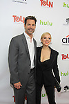 """One Life To Live's Tuc Watkins """"David Vickers"""" and Cady McClain at New York Premiere Event for beloved series """"One Life To Live"""" on April 23, 2013 at NYU Skirball, New York City, New York - as The Online Network (TOLN) - OLTL - AMC begin airing on April 29, 2013 on Hulu and Hulu Plus.  (Photo by Sue Coflin/Max Photos)"""