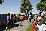 Roger Crowley/Times Argus.The 20th Annual KeyBank Vermont City Marathon was held Sunday morning in Burlington.
