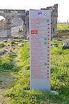 Hierapolis Signage