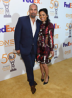 09 March 2019 - Hollywood, California - Roger Guenveur Smith, Meta Golding. 50th NAACP Image Awards Nominees Luncheon held at the Loews Hollywood Hotel.  <br /> CAP/ADM/BT<br /> &copy;BT/ADM/Capital Pictures