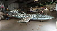 Hitler's desperate kamikaze flying bomb restored.