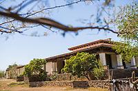 Etchohuaquila, La casa de Fernando Valenzuela