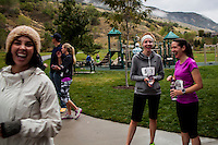 Bonneville Shoreline Trail 5K