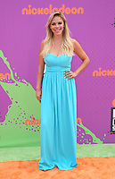 LOS ANGELES, CA July 13- Julie Stewart-Binks, At Nickelodeon Kids' Choice Sports Awards 2017 at The Pauley Pavilion, California on July 13, 2017. Credit: Faye Sadou/MediaPunch