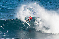 MARGARET RIVER, Western Australia-AUS (Sunday, April 2, 2017) Jack Freestone (AUS)  - The Drug Aware Margaret River Pro, Stop No. 2 of the World Surf League (WSL) Championship Tour (CT), was called ON today at Main Break in clean 3-to-5 foot (1-1.5 metre) conditions. Women&rsquo;s Round 4 will kicked off the day at 7:05 a.m., followed by men&rsquo;s Round 5. The women's Quarterfinals were held before the contest was called off for the day.<br /> <br /> Location:     Margaret River, Western Australia Australia<br /> Event window:  March 29 - April 9, 2017<br /> Today's call:  Women's Round 4 &amp; Men's Round 5 called ON<br /> Conditions:  Clean 3 - 5  foot (1 - 1.5 metre)<br /> <br />  Photo: joliphotos.com